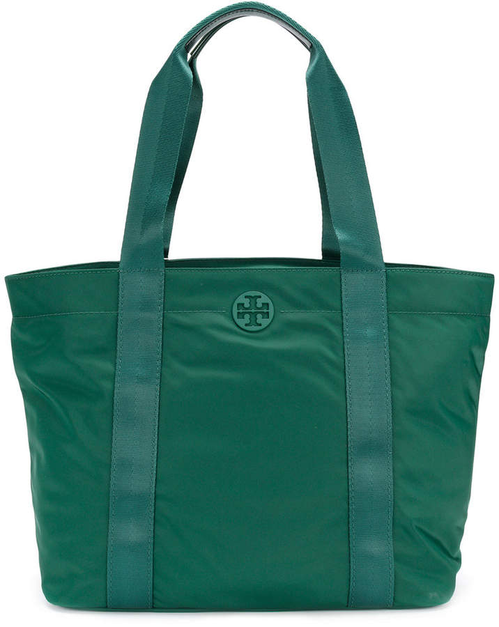 Tory Burch Quinn large zip tote