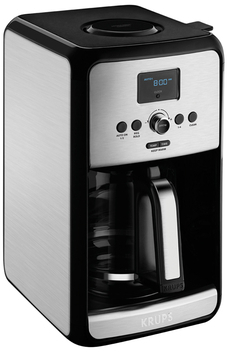 Savoy 12-Cup Programmable Digital Coffee Maker