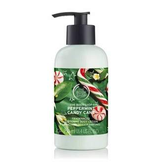 The Body Shop Peppermint Candy Cane Body Lotion