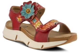 Spring Step L'artiste By Vergie Platform Sandal