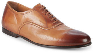 Bally Plas Classic Leather Oxfords