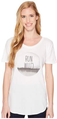 The North Face Graphic Short Sleeve Tee Women's T Shirt