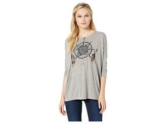 Your Own Double D Ranchwear Choose Direction Top