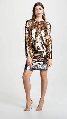 No.21 No. 21 Sequin Mini Dress