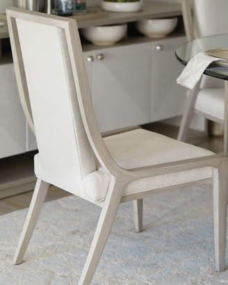 Bernhardt Axiom Cutout Dining Side Chair (Each)