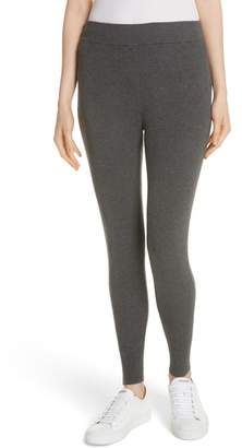 Eileen Fisher Ribbed Tencel(R) Lyocell Blend Leggings