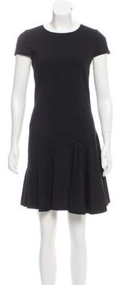 Emilio Pucci Wool A-Line Dress