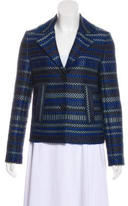 Diane von Furstenberg Teyona Tweed Jacket