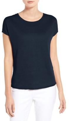Petite Women's Nic+Zoe Everyday Tissue Weight Tee $52.80 thestylecure.com