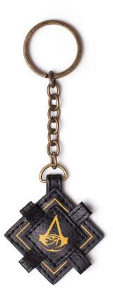 Official Assassin's Creed Faux Leather Keyring Keychain