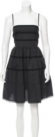 RED ValentinoRed Valentino Sleeveless Cocktail Dress w/ Tags