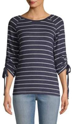 C&C California Hacci Striped Top