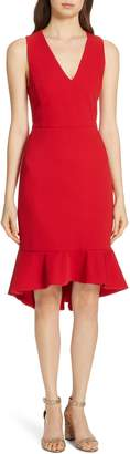 Alice + Olivia Glenna Fitted Dress