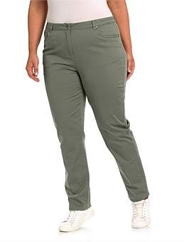 Yarra Trail Woman Washed Coloured Jean