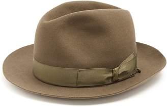 Borsalino Alessandria medium-brim felt hat