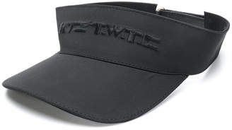 Kokon To Zai logo embroidered visor