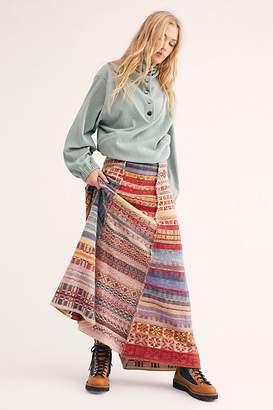 Met Your Match Maxi Skirt