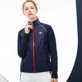 Lacoste Women's French Sporting Spirit Edition Technical Sweatshirt