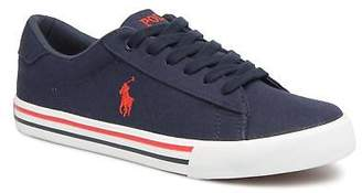 Polo Ralph Lauren Kids's Easten Lace-up Trainers in Blue