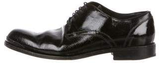 Marc Jacobs Leather Derby Shoes