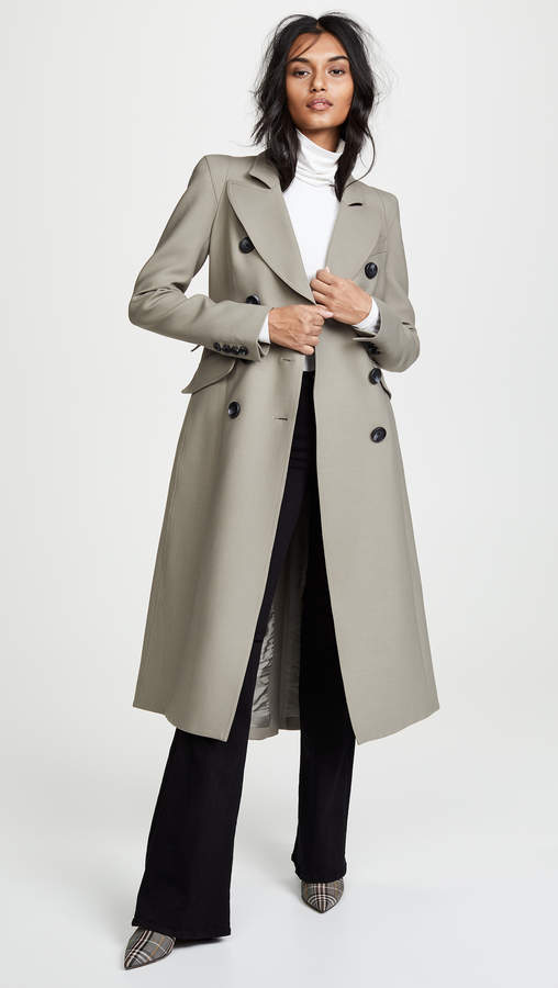 Pagoda Coat