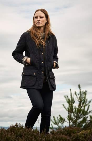 Barbour Women's 'Beadnell' Quilted Jacket