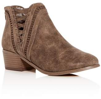 Vince Camuto Girls' Pleun Low-Heel Booties - Toddler, Little Kid, Big Kid