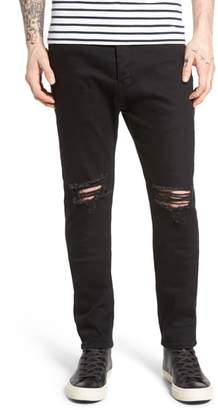 Zanerobe Joe Blow Destroyed Denim Jeans