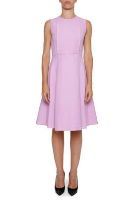 Valentino Crepe Dress