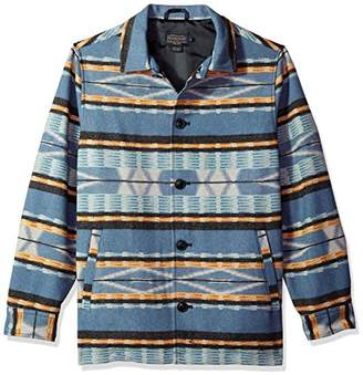 Pendleton Men's Long Sleeve Surf Shirt Jacket