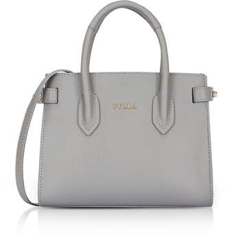 Furla Pin Mini Tote Bag W/shoulder Strap