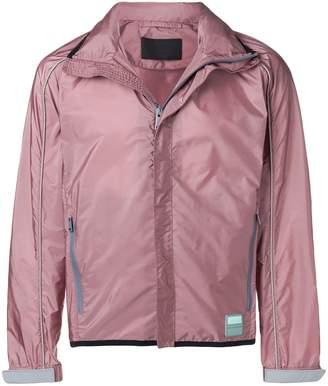 Prada concealed zip lightweight jacket