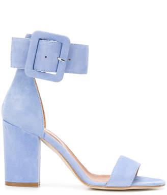 Paris Texas chunky heel sandals
