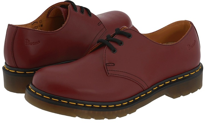 Dr. Martens Dr. Martens - 1461 3-Eye Gibson Lace up casual Shoes