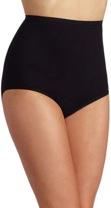 Vanity Fair Women's Perfectly Yours Tailored Cotton Brief Panty 15318