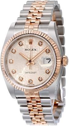 Rolex Oyster Perpetual Datejust 36 Jubilee Automatic Men's Watch 116231SJDJ