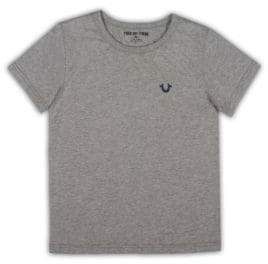 True Religion Little Boy's& Boy's Cotton Logo Tee