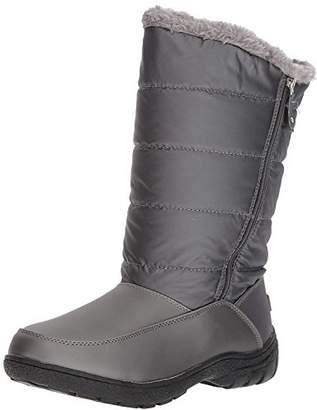 Sugar Women's Lucille Tall Shaft Faux Fur Waterproof Snow Winter Weather Boot