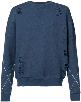 United Rivers Brazos River sweater