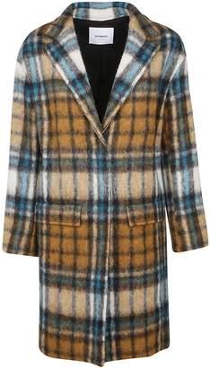 Dondup Plaid Coat