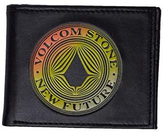 Volcom Men's Volcomsphere PU Wallet