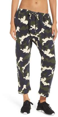 The Upside French Camo Rafiki Jogger Pants