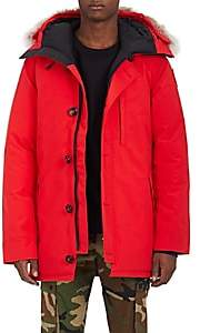 Canada Goose Men's Chateau Down Parka - Red Pat.