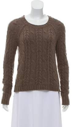 Autumn Cashmere Cashmere-Blend Knit Sweater