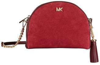 MICHAEL Michael Kors Medium Suede Front Cross Body Bag