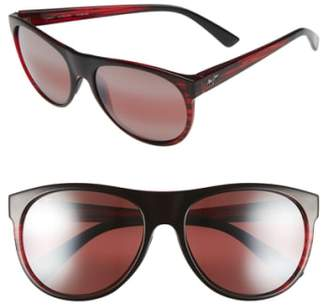 Maui Jim Rising Sun 57mm PolarizedPlus2(R) Sunglasses