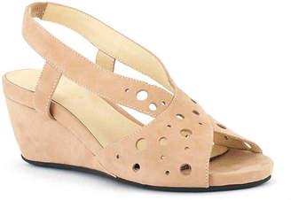 David Tate Yolanda Wedge Sandal - Women's