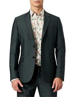 Calibre Forest Green Slim Suit S/C W9
