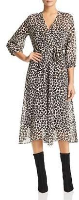 Marella Leda Leopard-Print Midi Dress - 100% Exclusive