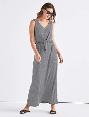 Lucky Brand KNIT MAXI DRESS